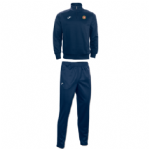 Ballynahinch Olympic F.C. Training Tracksuit Navy Youth 2019